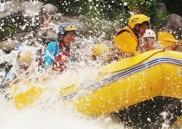 CDO whitewater rafting