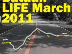 Gear up for the Bataan LIFE March 2011!