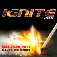 Pray for Ignite 2011!