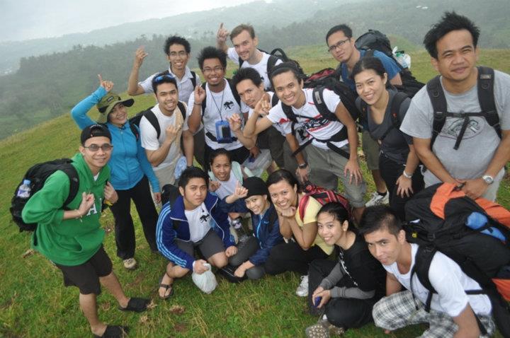 QC Outdoor Outreach - Mt Gulugod Baboy Climb2