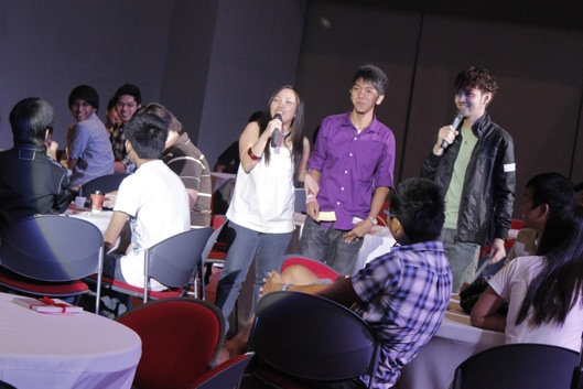 The Summer Class was an opportunity for everyone to share ideas and insights on discipleship and campus ministry