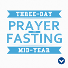 2012 Mid-Year Prayer and Fasting Prayer Meeting Schedules