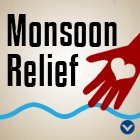 Monsoon Relief: How you can Help