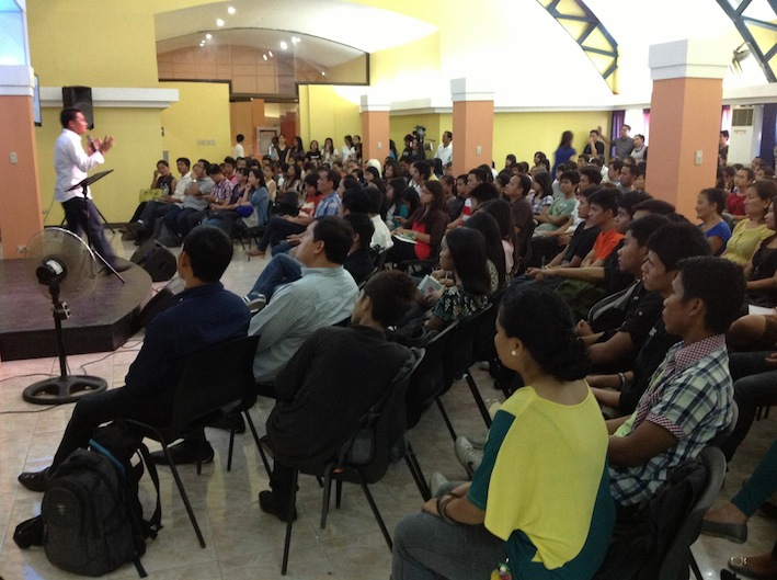 Welcome, Victory Laoag-Centro!