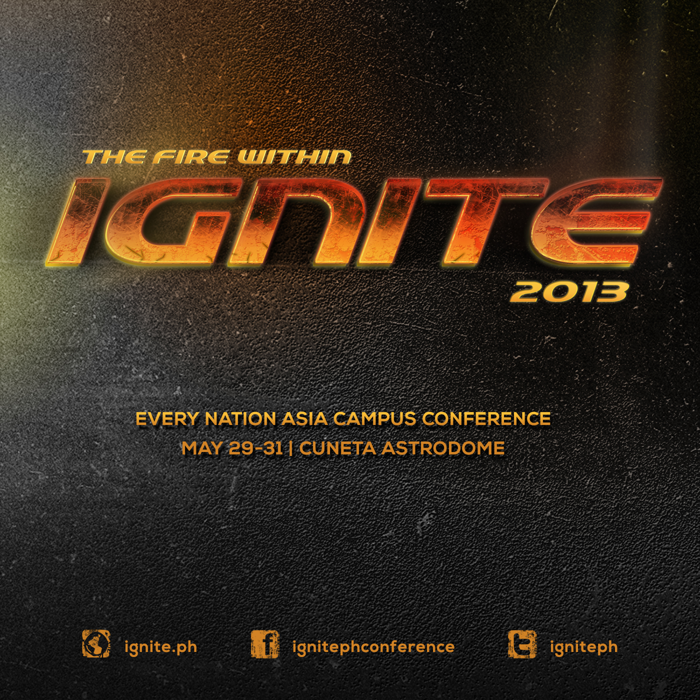 Ignite2013 cover