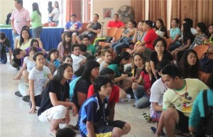 Campers from our Every Nation Church Bangkok are excited for what's next.