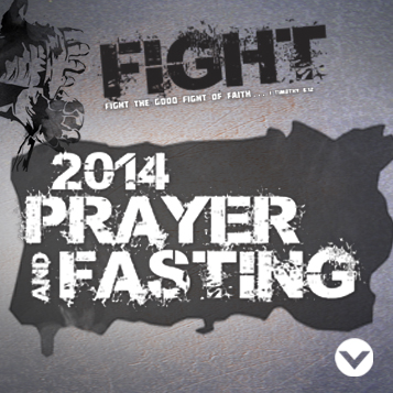 Stories from our Prayer and Fasting