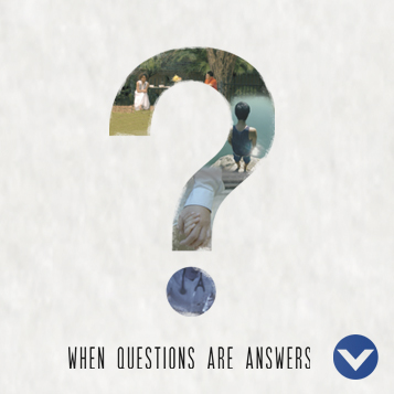New Series: When Questions are Answers