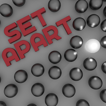 New Series: Set Apart