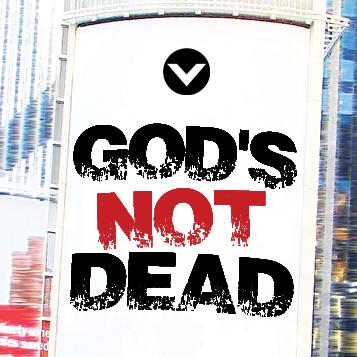 Series Break: God's Not Dead