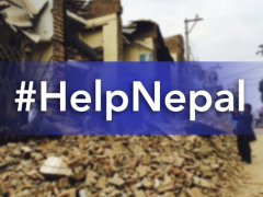 How to give to our #HelpNepal relief efforts