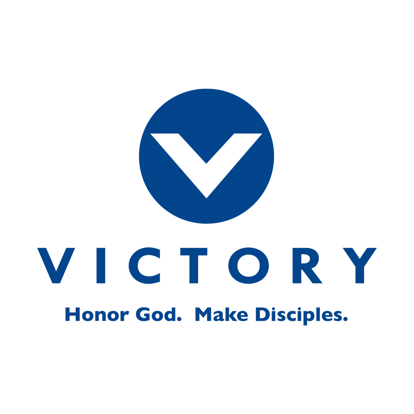 Victory - Honor God. Make Disciples.