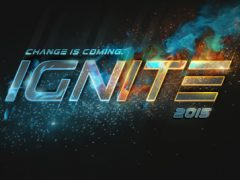 Change is Coming at Ignite 2015!