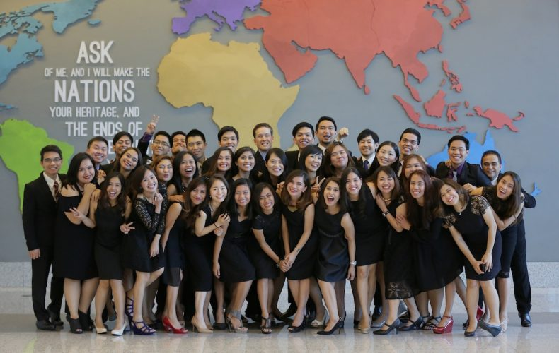 School of Campus Ministry Gears Up For Graduation