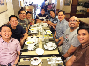 Victory group with Randell Tiongson