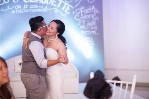 Claud's wedding