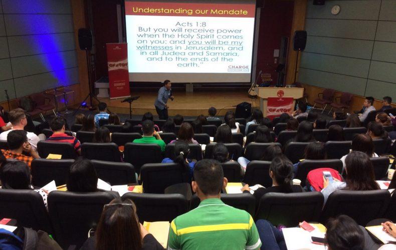 Macau and Hongkong Hold Discipleship Conference
