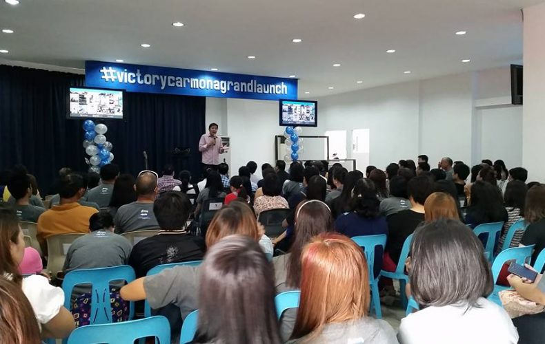 Victory Launches New Carmona Church
