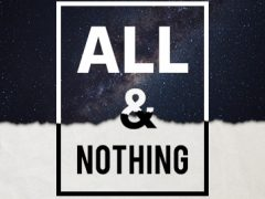 New Series: All and Nothing