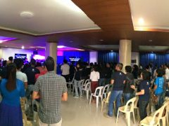 Victory Kalibo Launches New Worship Service