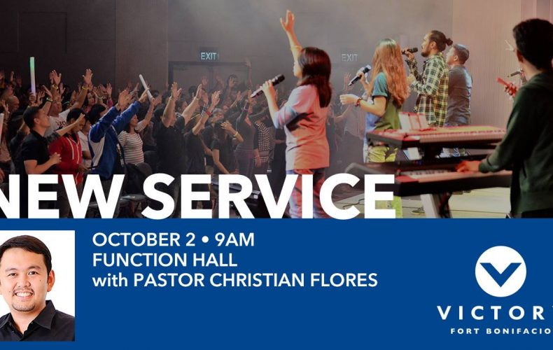 Victory Fort to Launch Additional Worship Service
