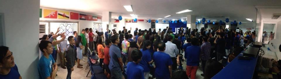 Victory Apalit Kicks Off First Worship Service