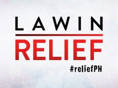 Relief efforts for Typhoon Lawin ongoing