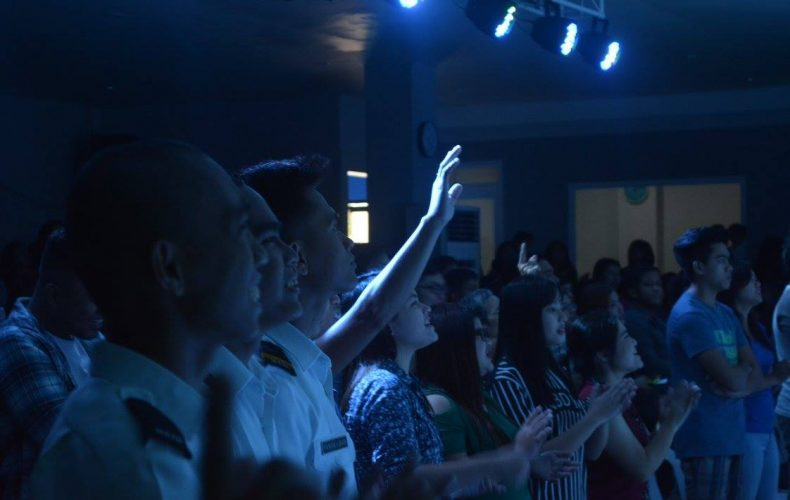 Victory Limay Church Plant Holds First Worship Service