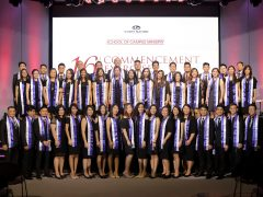 School of Campus Ministry holds 16th Commencement Exercises