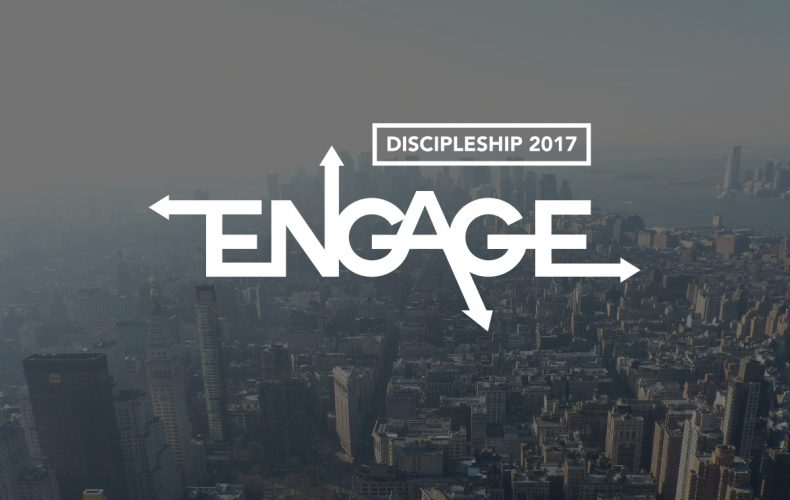 Don't miss out on Discipleship 2017!