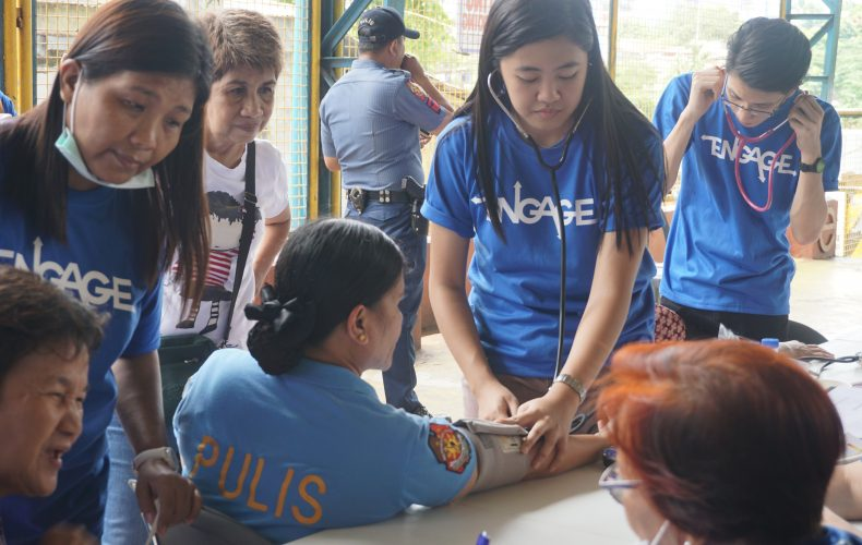 Better Together in Engaging Communities in Metro Manila