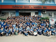 A Chance to Serve the Community in Arellano University