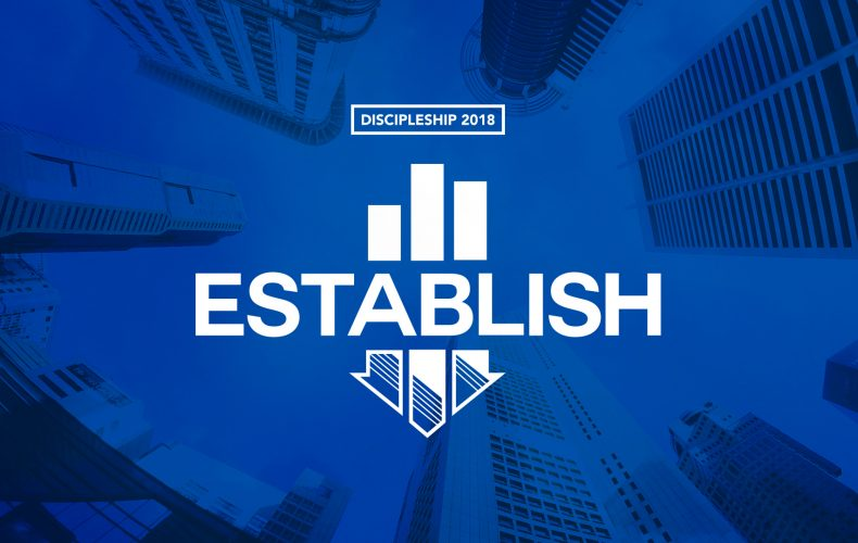 Get ready for Discipleship 2018!