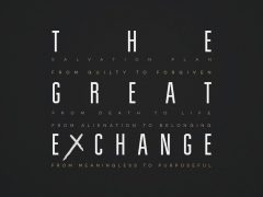 New Series: The Great Exchange