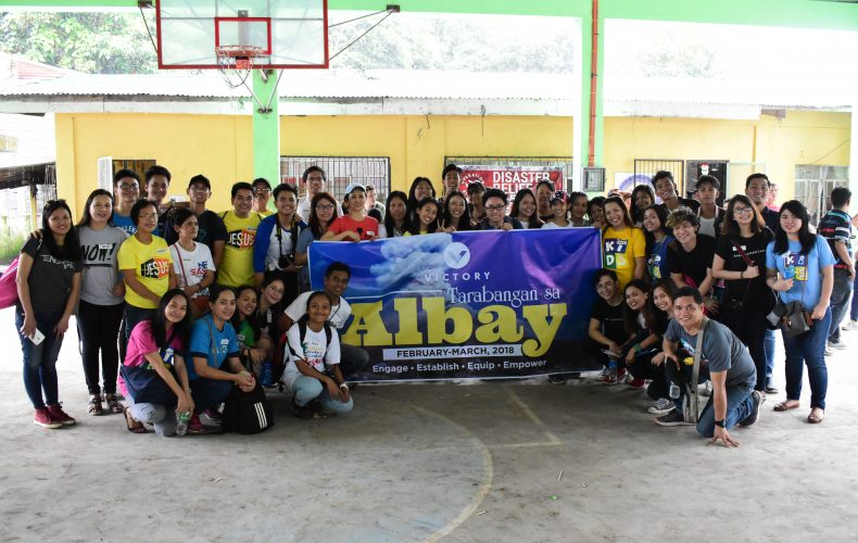 Thank You for Being a Blessing to Albay!