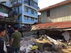 Joint Relief Efforts for Typhoon Ompong