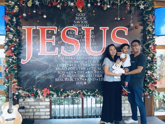 "Saying ""Yes"" to God"