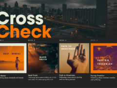 Cross Check Series