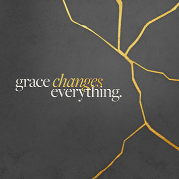 Grace Changes Everything Album Art