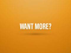 Want More? Series