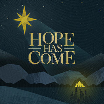 Hope Has Come Album Art