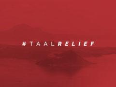 #TAALRELIEF