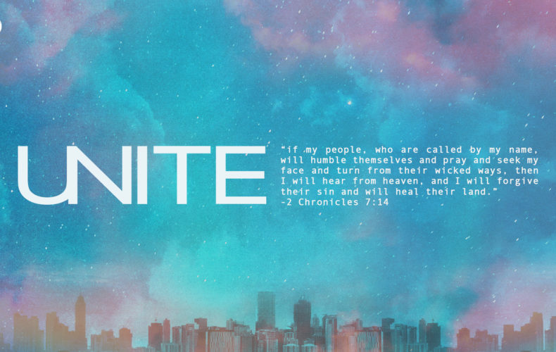 Join us on Sunday for Unite!