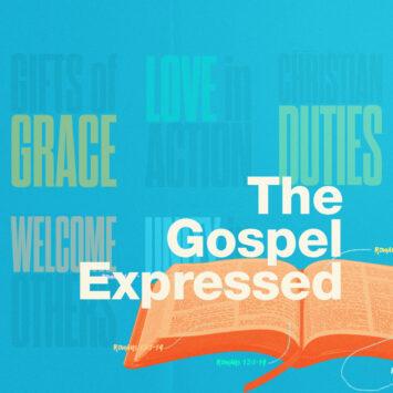 The Gospel Expressed Spotify Album Art copy