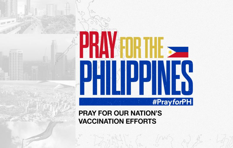 Pray for Our Nation's Vaccination Efforts
