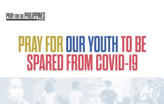 Pray for Our Youth to Be Spared from COVID-19